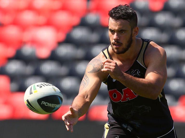 Isaac John: Set for New Zealand debut