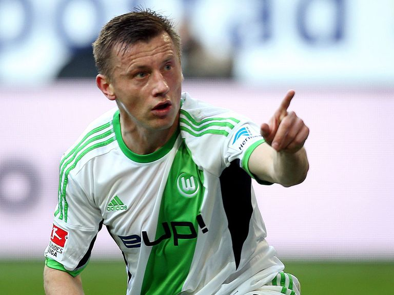 Olic: Will now stay with Wolfsburg in Germany