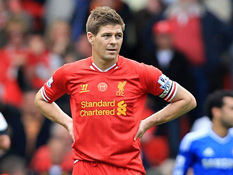 Steven Gerrard: In confident mood ahead of the new season