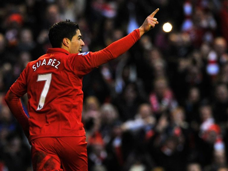 Luis Suarez: Enjoys playing Norwich