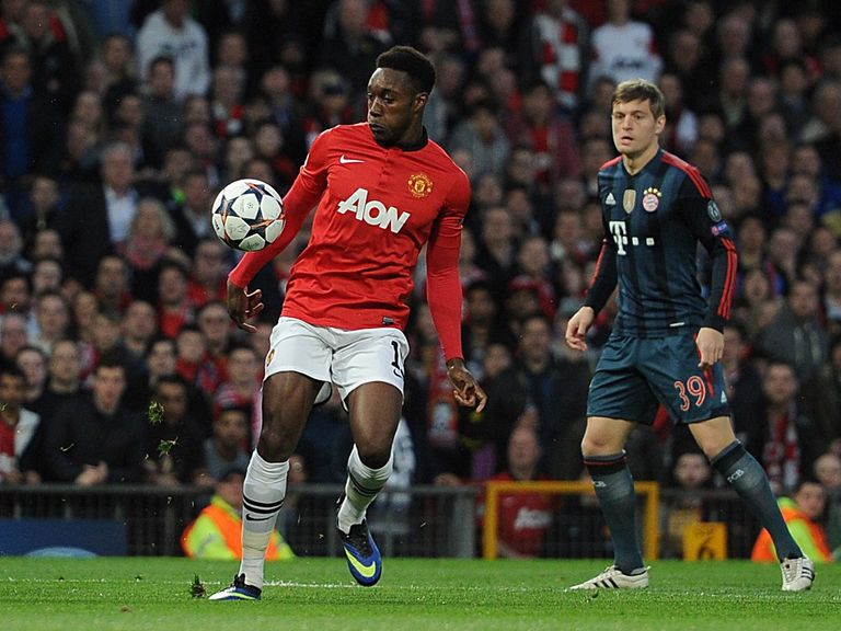 Danny Welbeck:Has great respect for new manager
