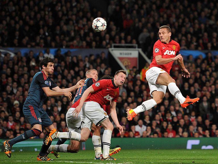 Vidic's goal has given United hope