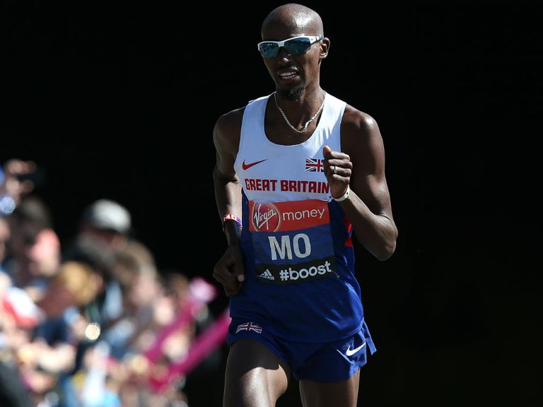 Mo Farah: Will be at the Commonwealth Games