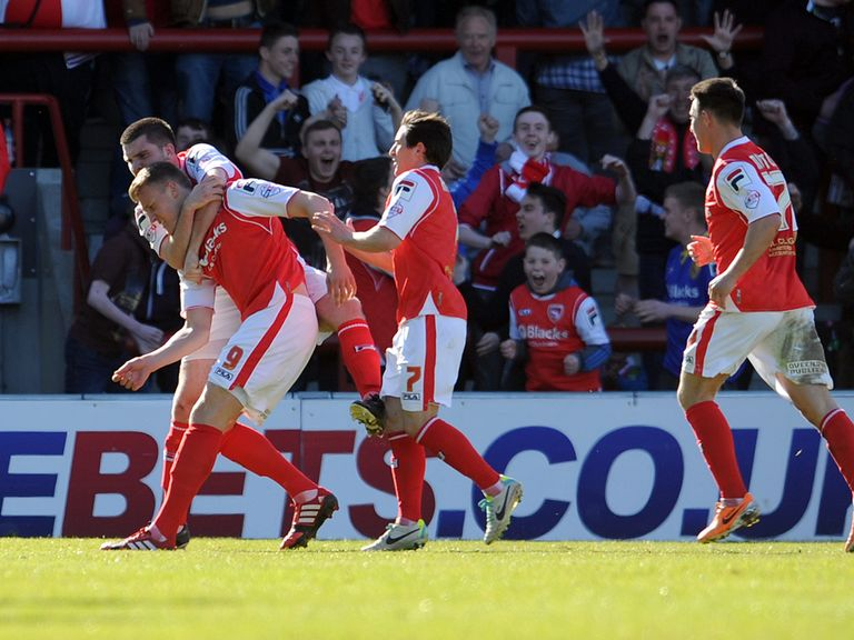 Morecambe are again backed for victory in Sky Bet League 2