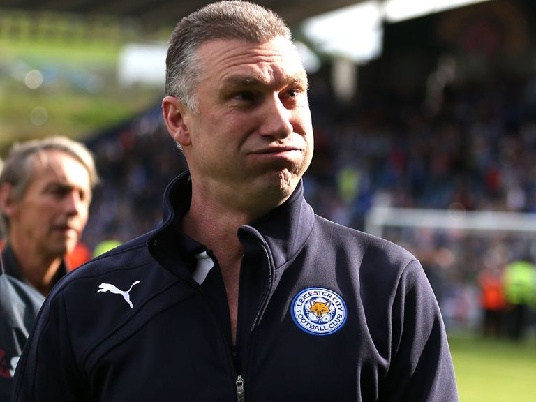 Nigel Pearson: Extended his contract as Leicester boss