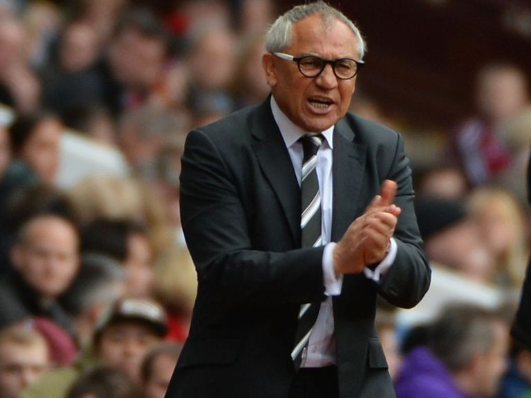 Felix Magath: Will be hoping Fulham make a positive star to the new campaign