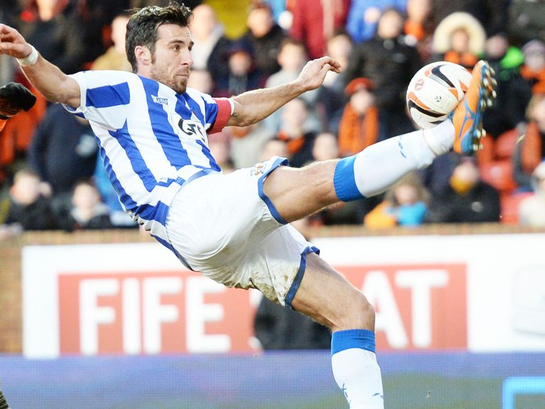 Manuel Pascali: Returns to action for Kilmarnock