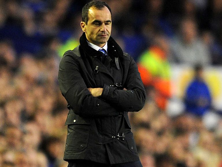 Roberto Martinez: Expects United to be major players in the title race next term