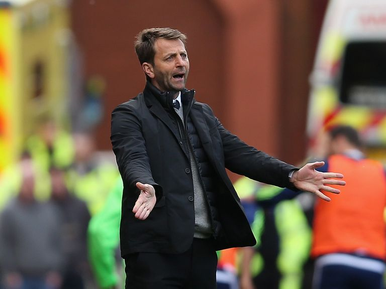 Sherwood: Unhappy with speculation about his job