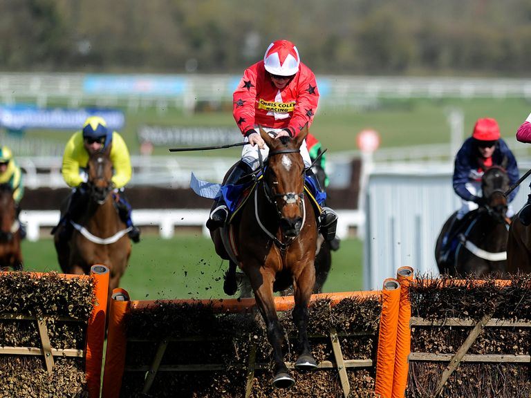 The New One: Very hard to oppose at Aintree