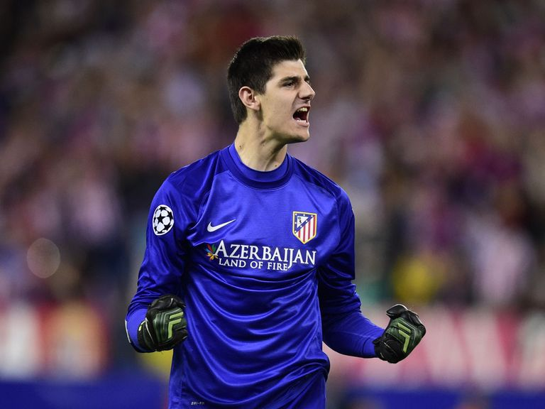 Thibaut Courtois: Thrilled to be involved on Tuesday night