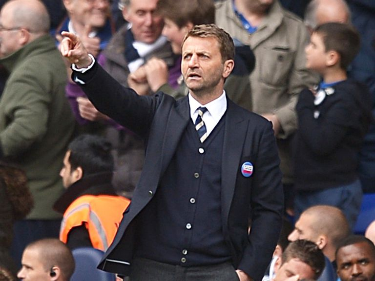 Tim Sherwood: Football is a results business
