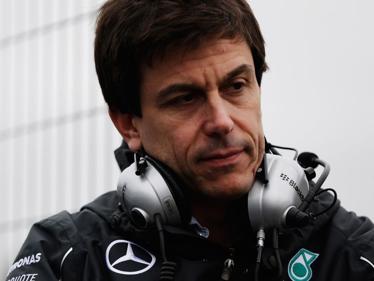 Toto Wolff: Feels his team are title contenders