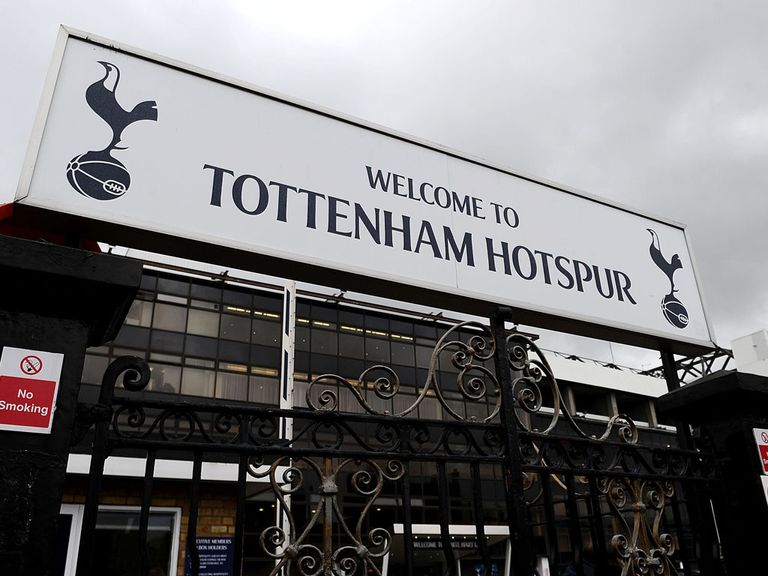 White Hart Lane: Spurs want to build a new 56,000-seater stadium on the site