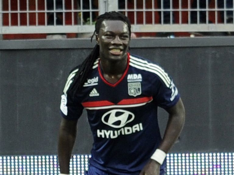 Bafetimbi Gomis: Four-year deal at Swansea