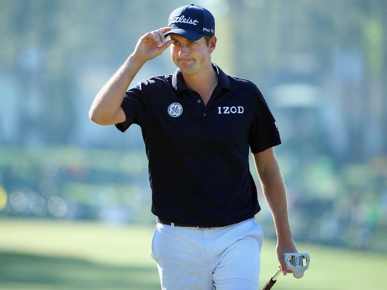 Webb Simpson: Fancied to return to winning form