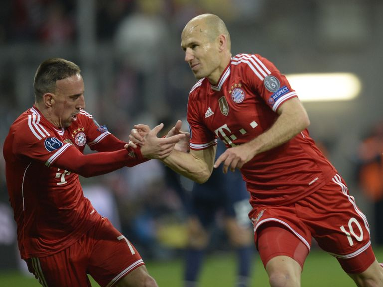 Bayern Munich: 6/4 to life the Champions League trophy