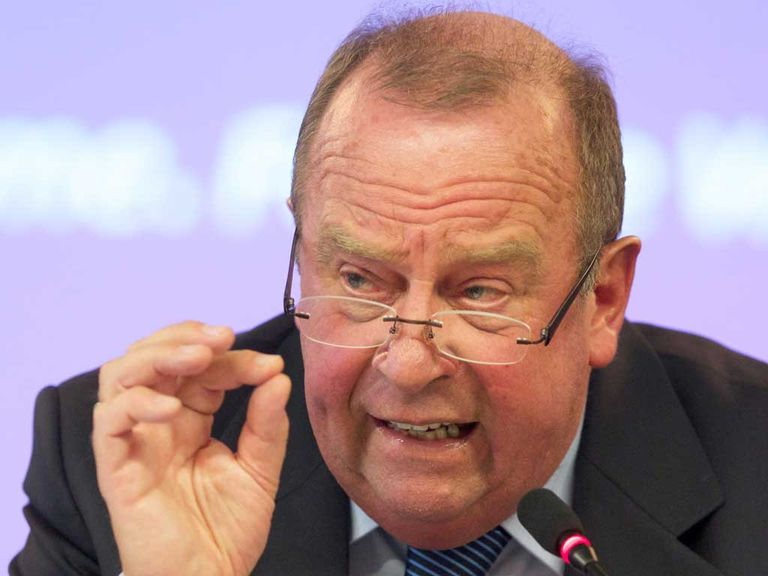 Michel D'Hooghe: FIFA medical chief
