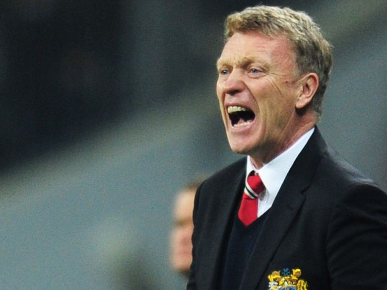 David Moyes: Confident he will attract players in the summer