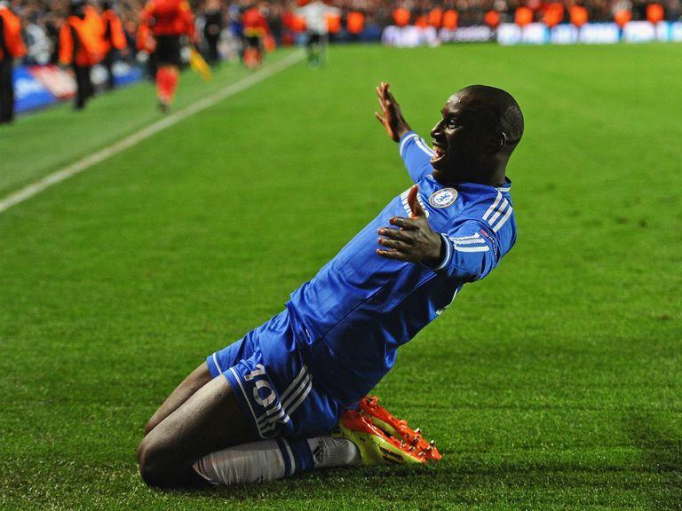Demba Ba: Striker expects to be at Chelsea next season