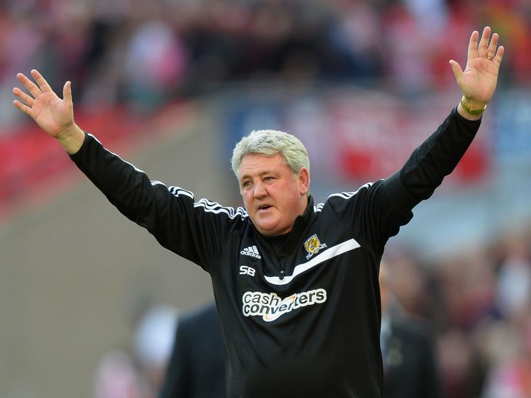 Steve Bruce: Looking to boost his squad
