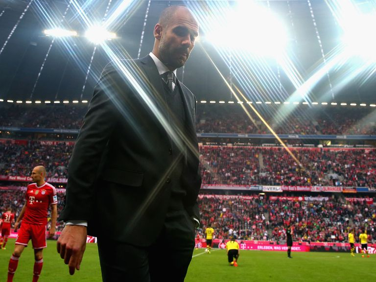 Guardiola: Wins have dried up in the league