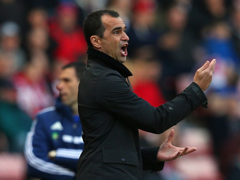 Martinez: Tremendous impact at Goodison Park