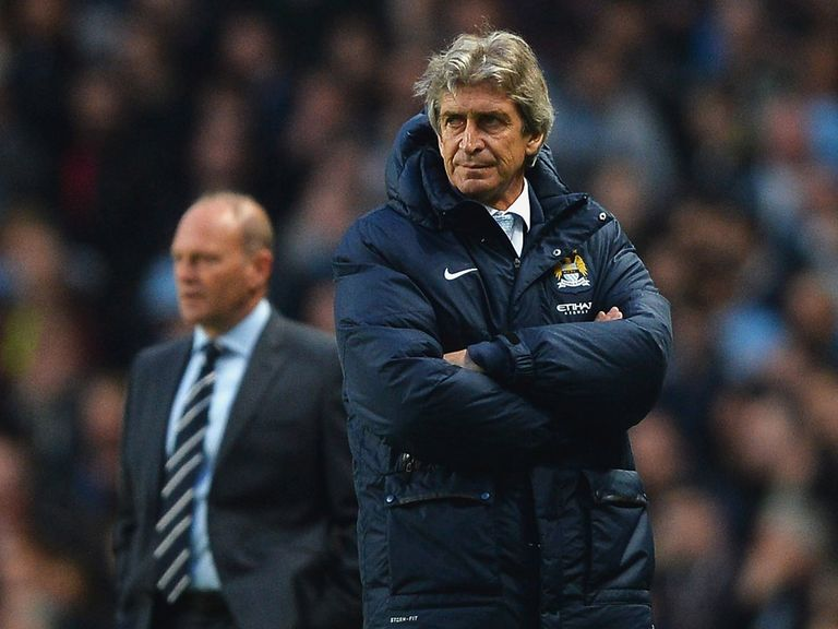 Pellegrini: Waiting for news on Silva's ankle injury