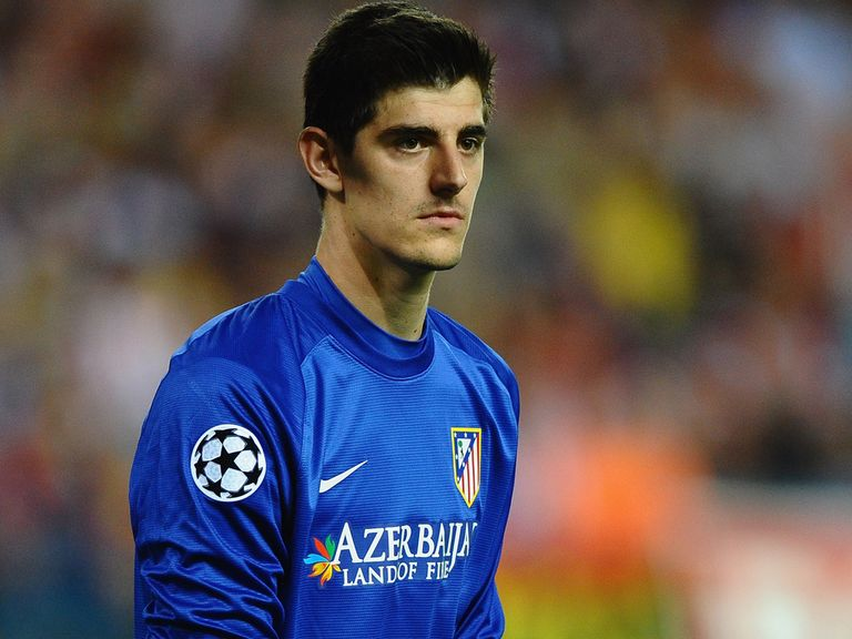 Thibaut Courtois: Not sure where he will be next season
