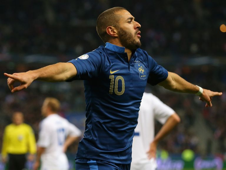 Karim Benzema: Ready to fire France in Brazil