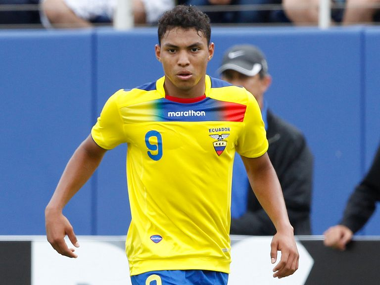 Jefferson Montero of Ecuador has joined Swansea