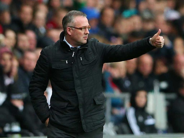 Paul Lambert: Not looking for anything but a win