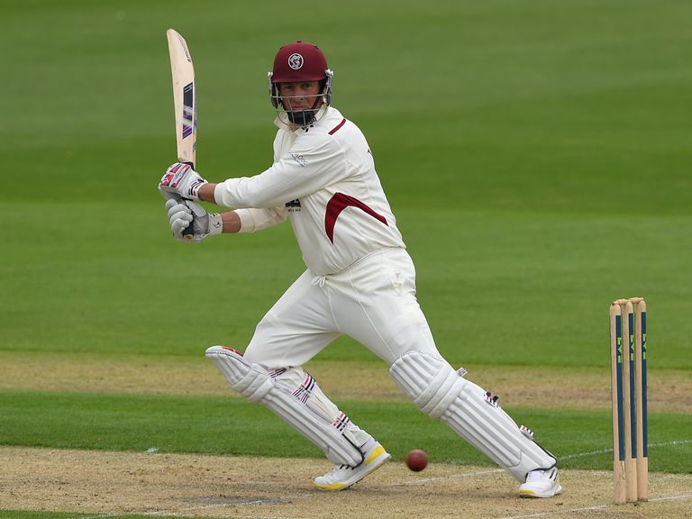 Marcus Trescothick: Led Somerset home