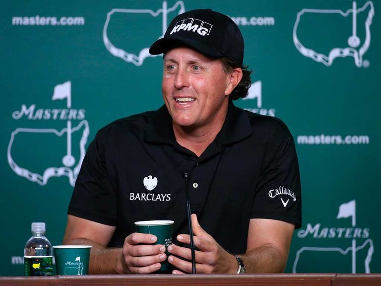 Phil Mickelson: Says he needs to put the parts of his game together