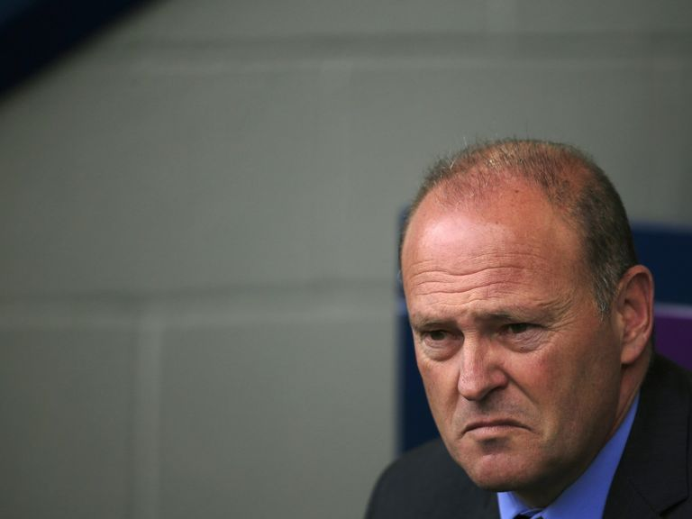 Pepe Mel: Admits to some uncertainty over position