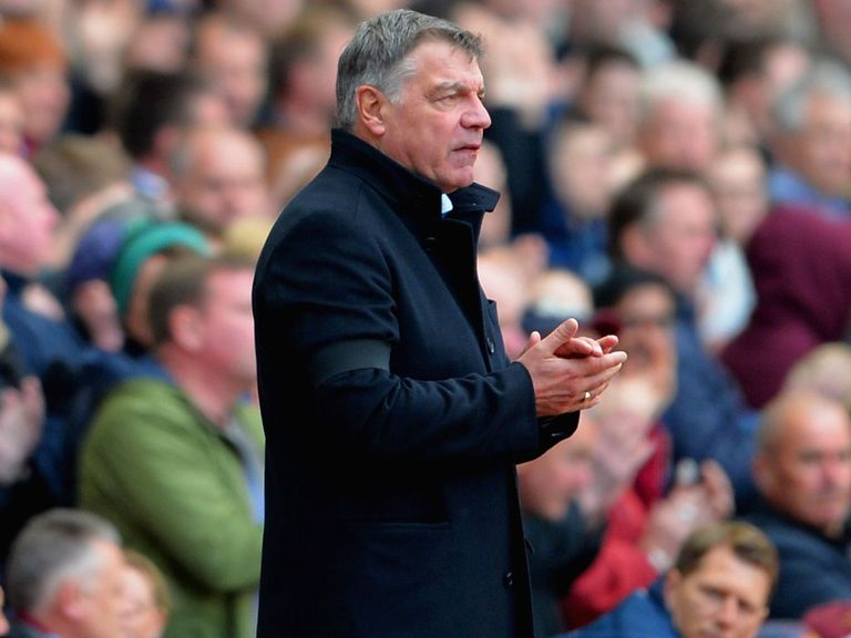 Sam Allardyce: Has reflected on Saturday's loss