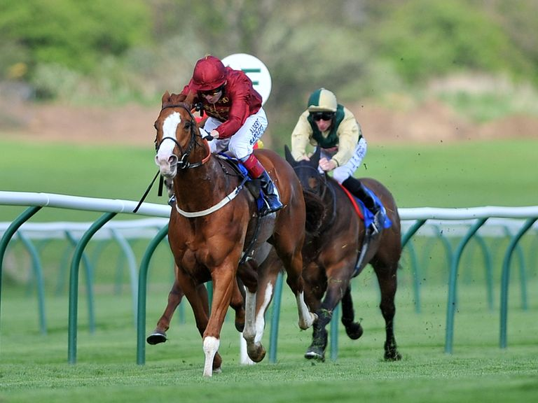 Pearl Secret: Can win at Haydock