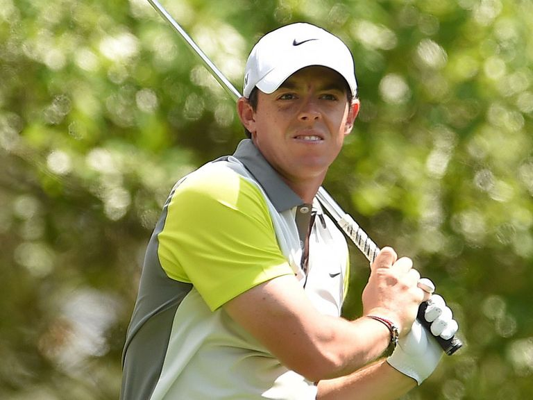 Rory McIlroy: Primed for a first victory of 2014