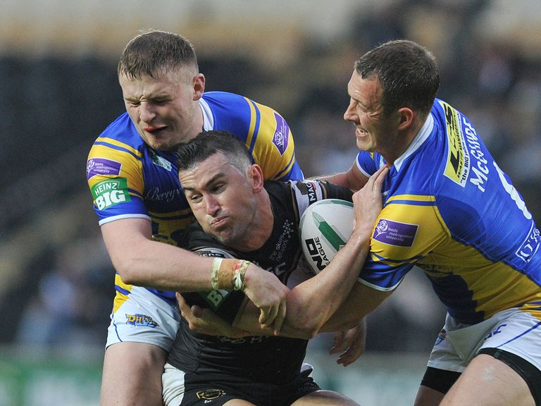 Shannon McDonnell: Has a year remaining on his Hull FC contract