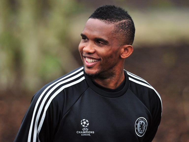 Samuel Eto'o: Strongly linked with Liverpool