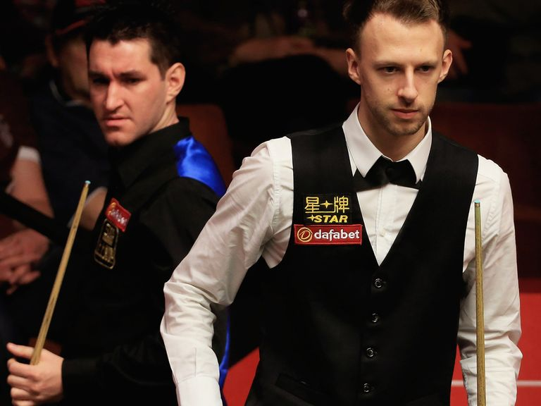 Tom Ford pushed Judd Trump all the way