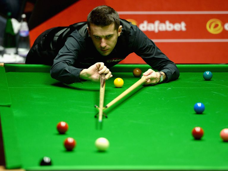 Selby: One frame away