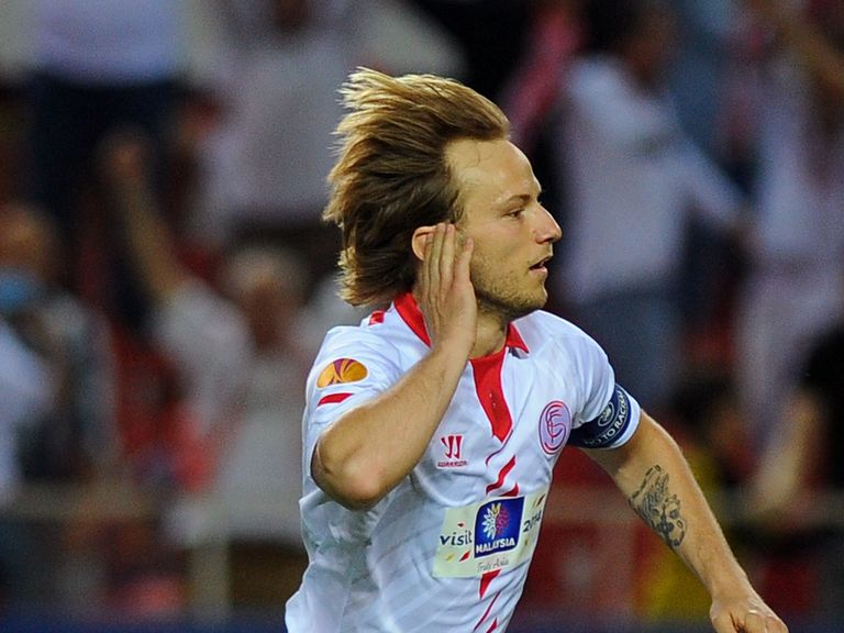 Ivan Rakitic of Sevilla