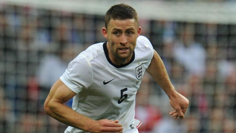 Gary Cahill: Believes England are capable of challenging for World Cup glory