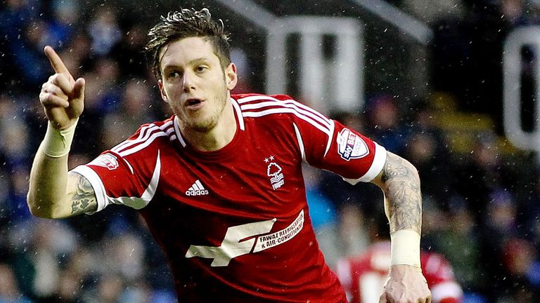 Greg Halford: Made available for transfer by Nottingham Forest