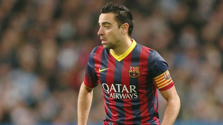 Xavi: Has signed a pre-contract with Al-Arabi, according to Dan Petrescu