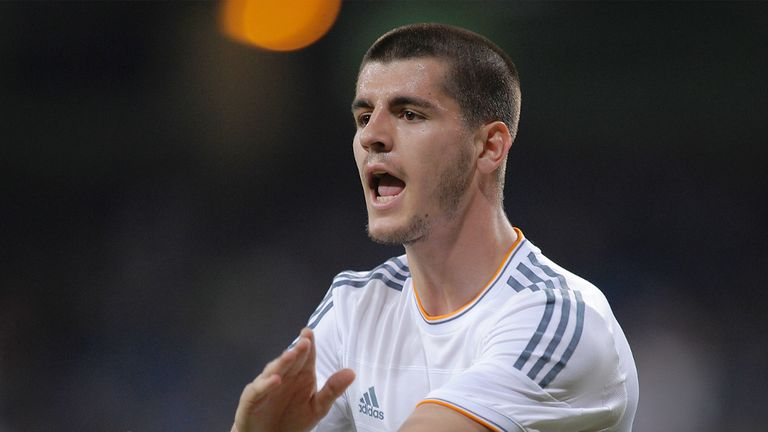 Alvaro Morata: Real Madrid striker on verge of joining Juventus