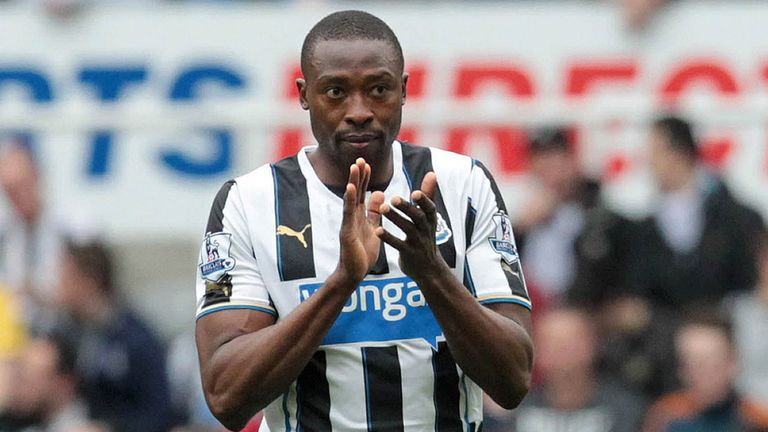 Shola Ameobi: Weighing up offer from Sydney FC