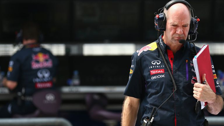 Newey: A wider Red Bull remit as part of his new deal