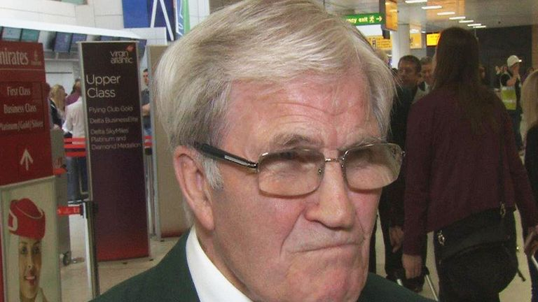 Bertie Auld: Urges Celtic to take time over new appointment